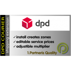 DPD Courier- Opencart Shipping Extension