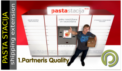 Pasta Stacija - Opencart 1.5.x and 2.x Shipping Extension